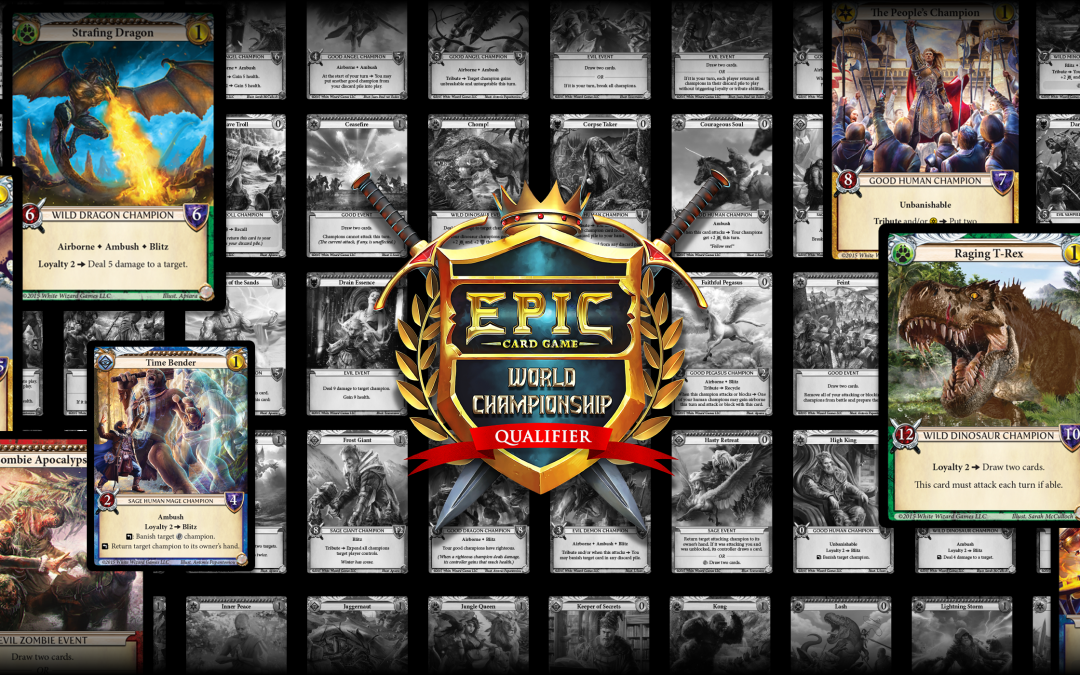 Epic Worlds Qualifier – Pandemonium Books and Games Live Coverage