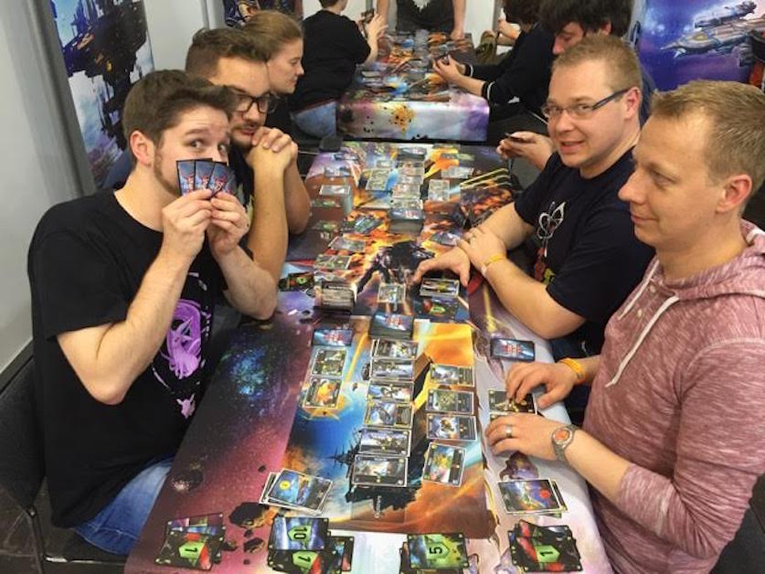 Play Star Realms & Epic Card Game at ConnectiCon!