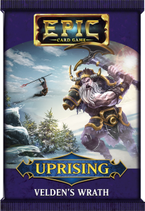 Uprising: Epic Expansion -  White Wizard Games