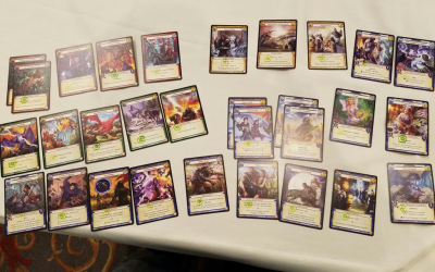 How I Prepped for Worlds, and other stories