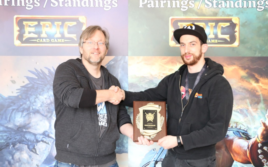 Epic Card Game Top 8 World Championship Report from Jonah Acosta