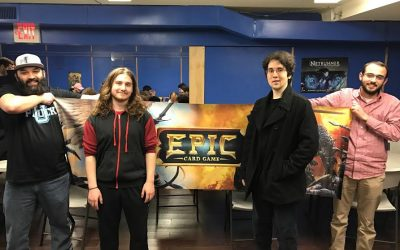 Epic Grand Qualifier Report – Cambridge MA