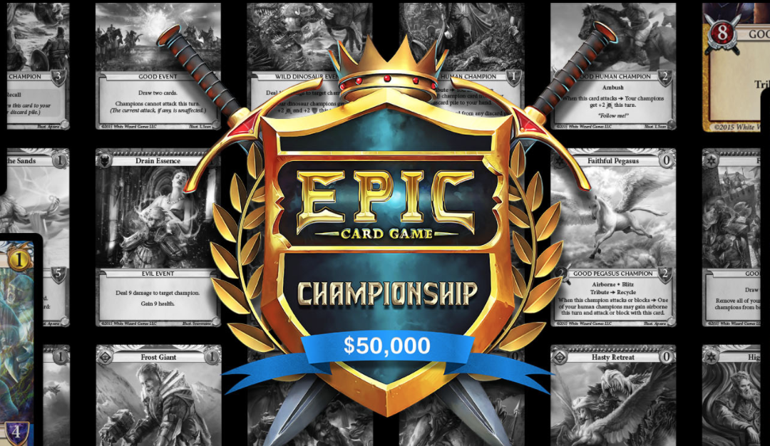 Epic Championship 2017 Update