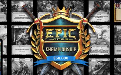 Epic Championship 2017 Update