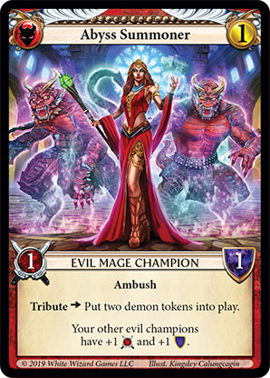 Epic Duels Spoilers Part 1   Epic Card Game
